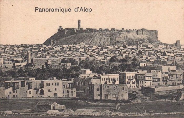 View of the citadel